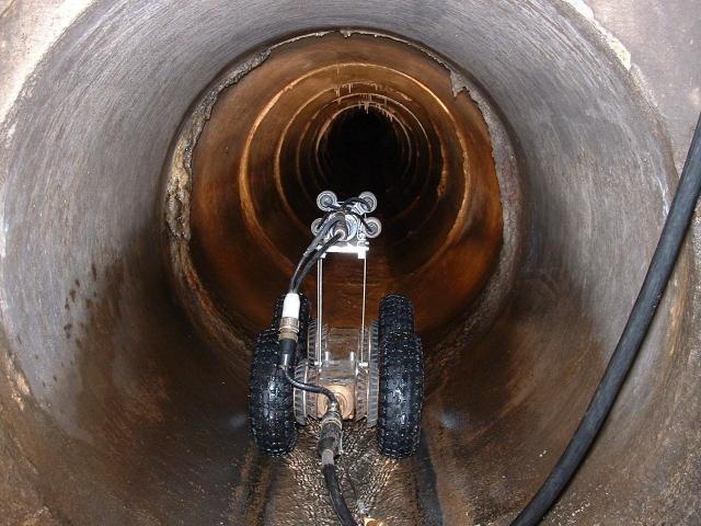 видео диагностика на канализация