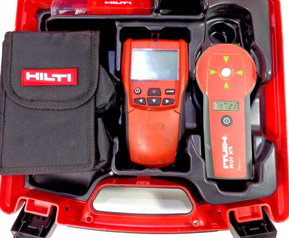 . Скенер за тръби Hilti PS50