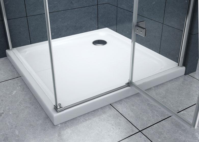 Отпушване на сифона на душ кабина