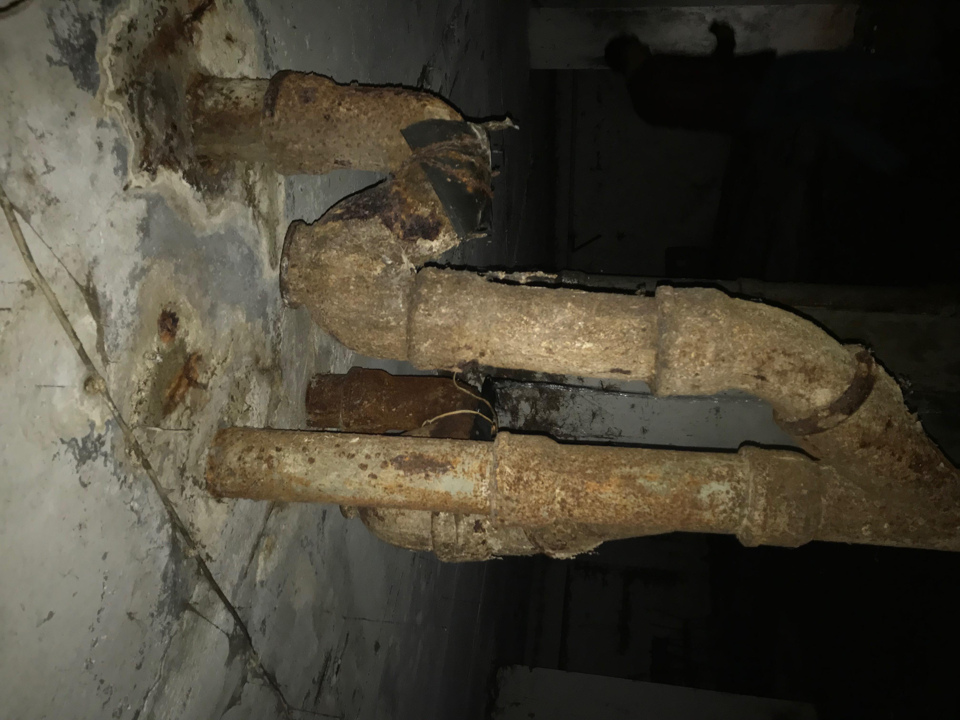 ремонт на стар водопровод