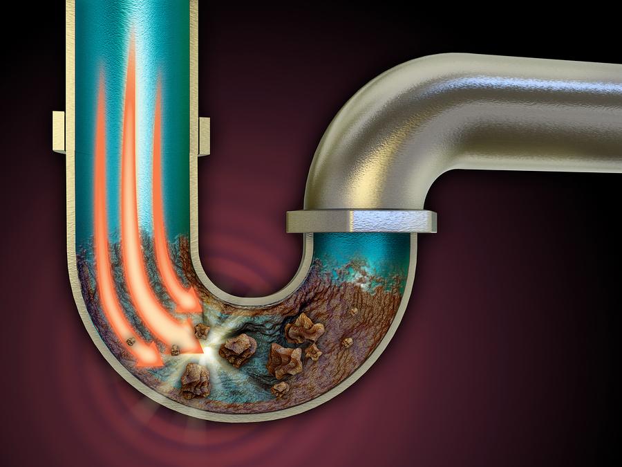 препарати за отпушване на канализация