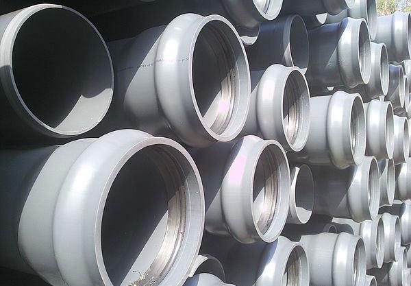 PVC тръби за канализация
