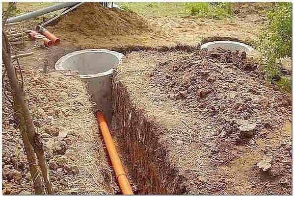 как се полагат канализационни тръби