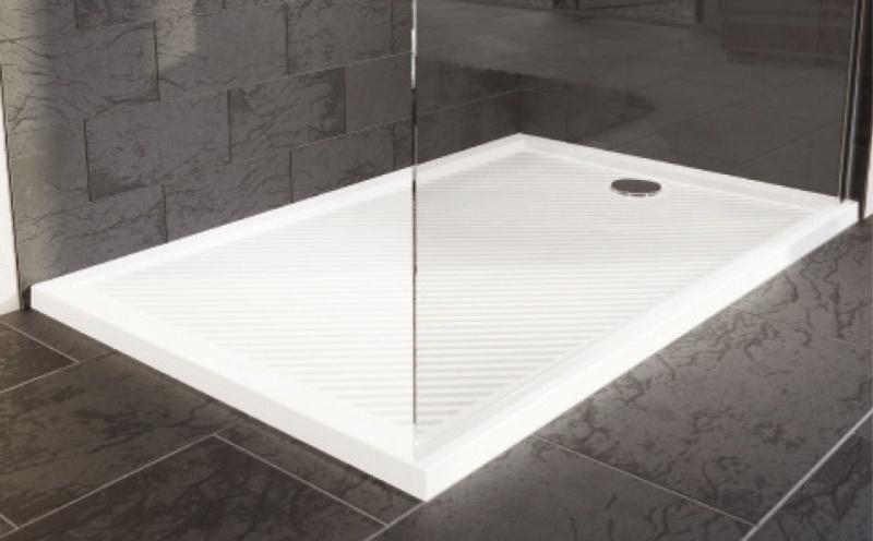 монтиране на сифон за душ кабина