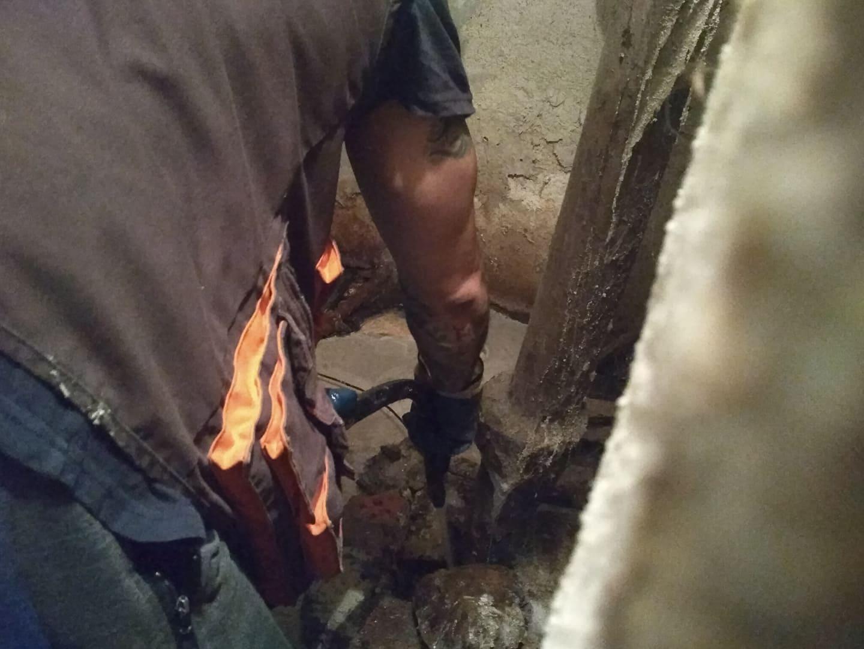 Почистване и продухване на канализация